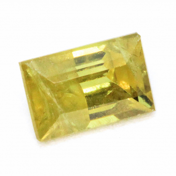 Demantoid mit 0.17 Ct