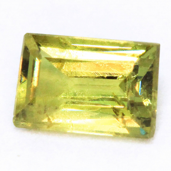 Demantoid mit 0.21 Ct