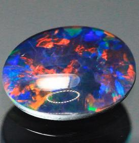 Welo-Opal mit 7.29 Ct